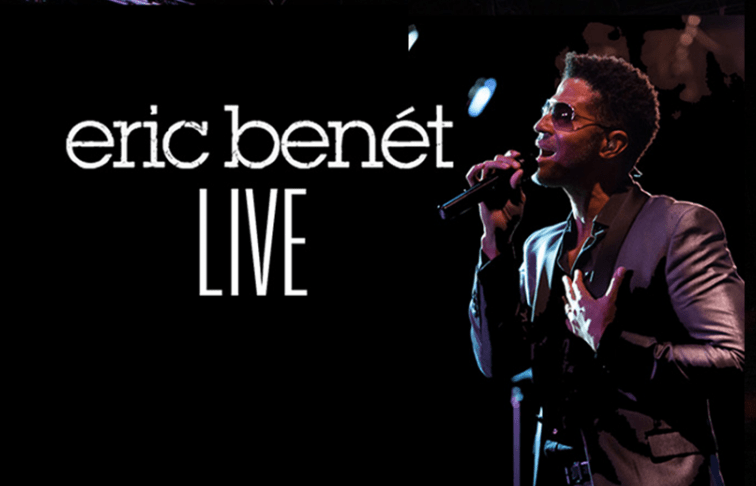Eric Benet Live from B.B. King Blues Club & Grill New York
