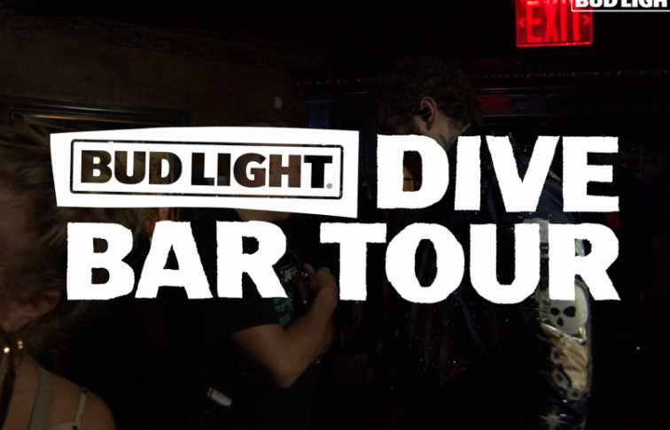 Bud Light Dive Tour NYC | Post Malone